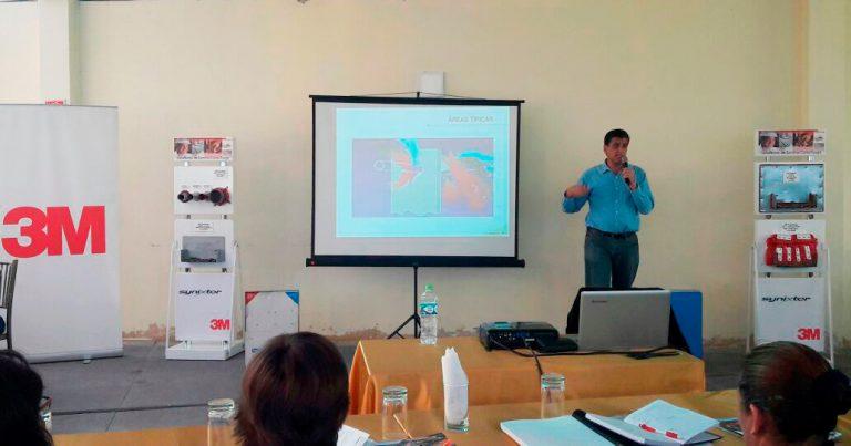 Capacitación de protección pasiva contra fuego – Arequipa