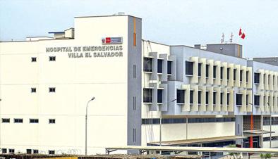 HOSPITAL DE VILLA EL SALVADOR
